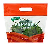 Signature Farms Shishito Peppers - 8 Oz