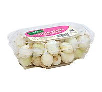 Signature Farms Onions White Pearl - 8 Oz