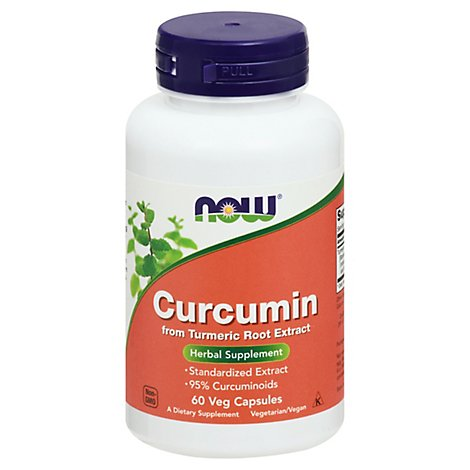 Curcumin Extract 95% /665mg - 60 Count