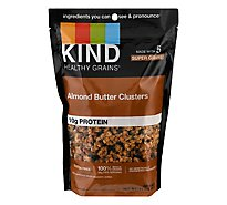 KIND Granola Almond Butter Whole Grain Healthy Grains Gluten Free Pouch - 11 Oz