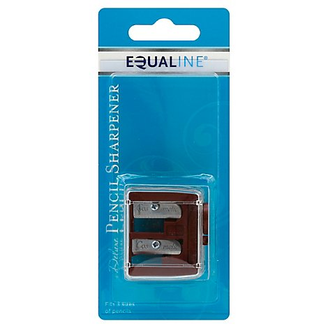 Equaline Pencil Sharpener - Each