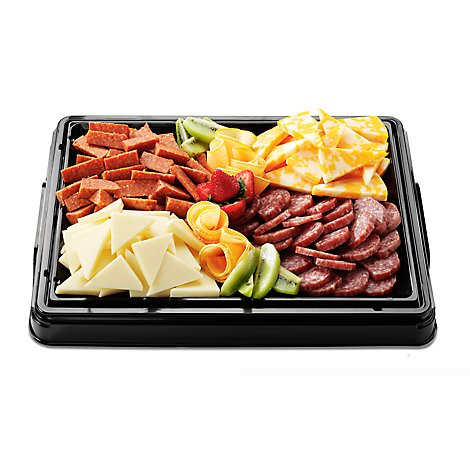 Deli Catering Tray Best Of Season Small - Each