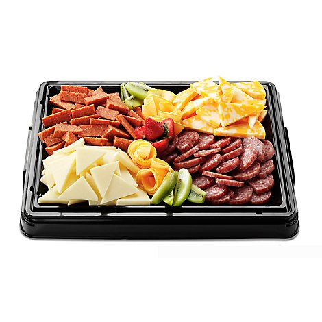 Deli Catering Tray Best Of Season Large - Each