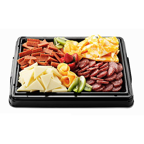 Deli Catering Tray Best Of Season Medium - Each