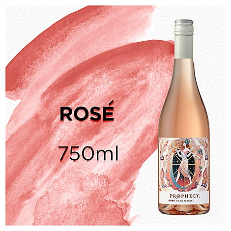 Prophecy French Rose Wine - 750 Ml