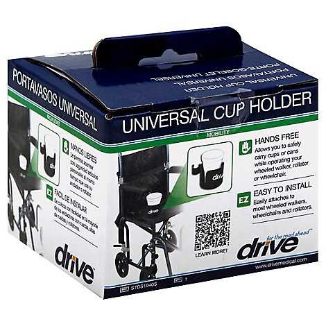 Drive Medical Cup Holder Swivel - Each