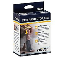 Drive Medical Cast Protector Leg Rtlpc23402 - Each