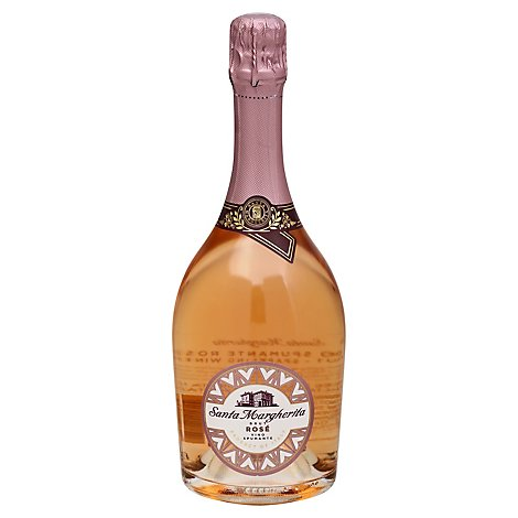 Santa Margherita Sparkling Rose Wine - 750 Ml