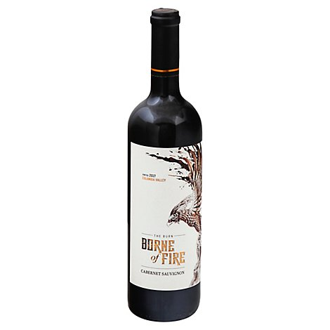 Borne Of Fire Wine Cabernet Sauvignon - 750 Ml