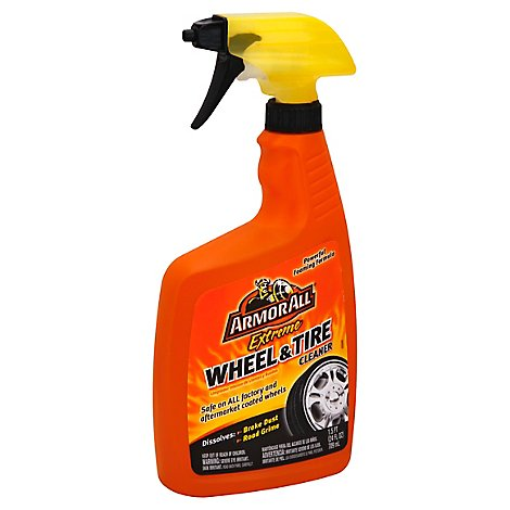 Armor All Extreme Cleaner Wheel & Tire - 24 Fl. Oz.