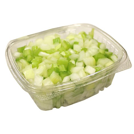 Celery & Onions Diced - 12 Oz