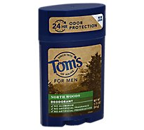 Toms Of Ap/Deo North Woods - 2.25 Oz