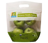 O Organics Apples Granny Smith - 2 Lb