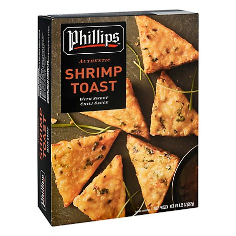 Phillips Shrimp Toast - 10 Oz