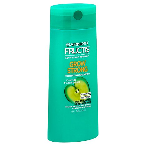 Fructis Grow Strong Shamp - 22 Fl. Oz.
