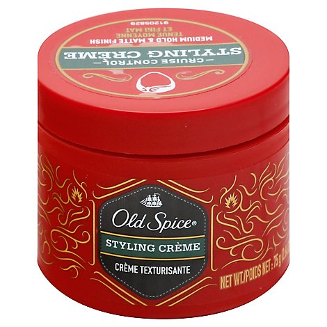 Old Spice Styling CreamCruise Control - 2.64 Oz