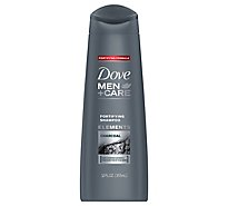 Dove Men+Care Shampoo Elements Charcoal - 12 Fl. Oz.