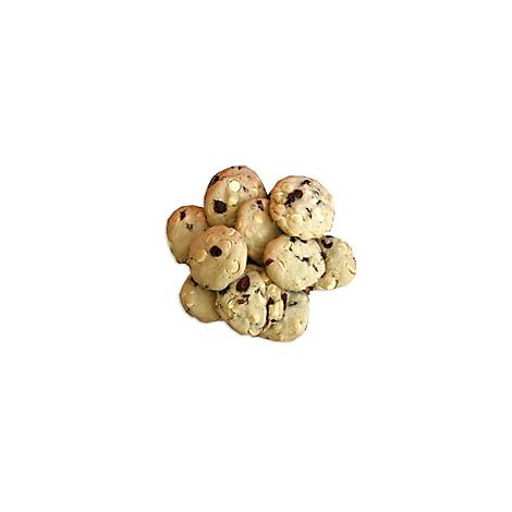 Bakery Cookies White Chocolate Cherry 10 Count - Each