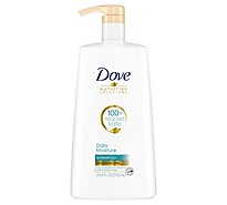 Dove Nutritive Solutions Shampoo Daily Moisture - 25.4 Fl. Oz.