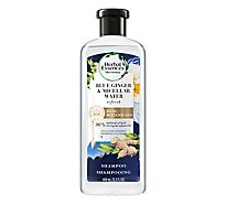 Herbal Essences Bio Renew Shampoo Blue Ginger & Micellar Water - 13.5 Fl. Oz.