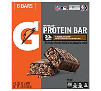 Gatorade Prtn Bars Cc 6pk - 6-2.8 Oz