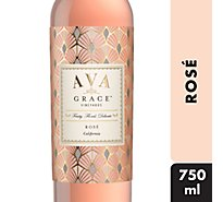 Ava Grace Rose Wine - 750 Ml