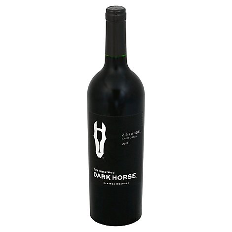 Dark Horse Zinfandel Red Wine - 750 Ml