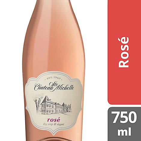 Chateau Ste. Michelle Wine Rose - 750 Ml