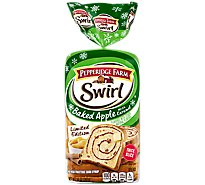 Pepperidge Farm Bread Baked Apple With Caramel Swirl Limited Edition - 14 Oz