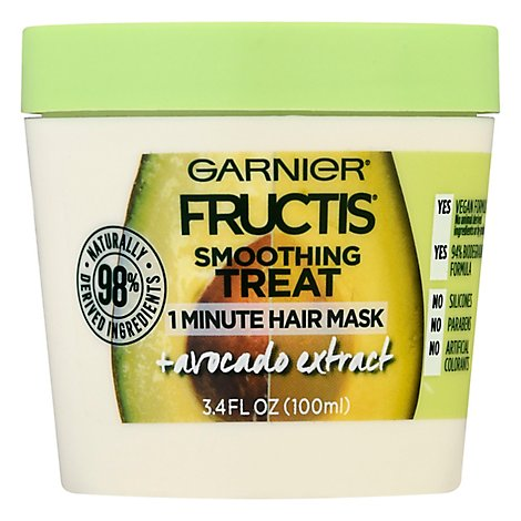 Garnier Hair Trtmt Avocado - 3.4 Fl. Oz.