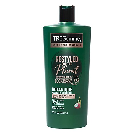 TRESemme Botanique Shampoo Nourish & Replenish - 22 Fl. Oz.
