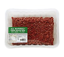 Fresh Pack 93% Lean Ground Beef 7% Fat - 16 Oz