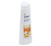Dove Dermacare Scalp Shampoo Anti Dandruff Dryness & Itch Relief - 12 Oz