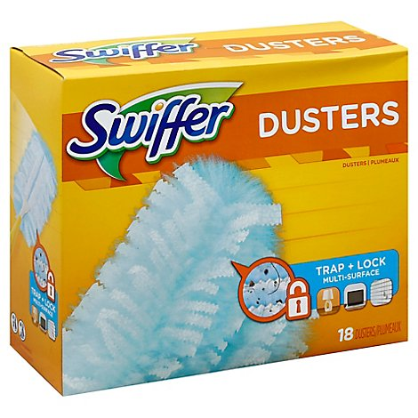 Swiffer Dusters Refills Multi Surface - 18 Count