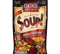 Cuginos Ckn Ench Soup Mix - 7.1 Oz