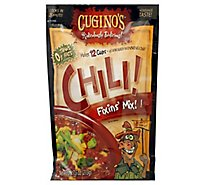 Cuginos Chili Fixins Mix Soup - 7.5 Oz