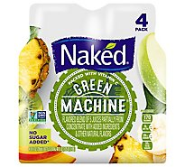 Naked Boosted Green Machine Juice Smoothie - 40 Fl. Oz.