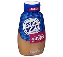 Spice World Squeeze Ginger - 10 Oz