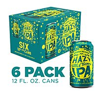 Sierra Nevada Beer IPA Hazy Little Thing Cans - 6-12 Fl. Oz.