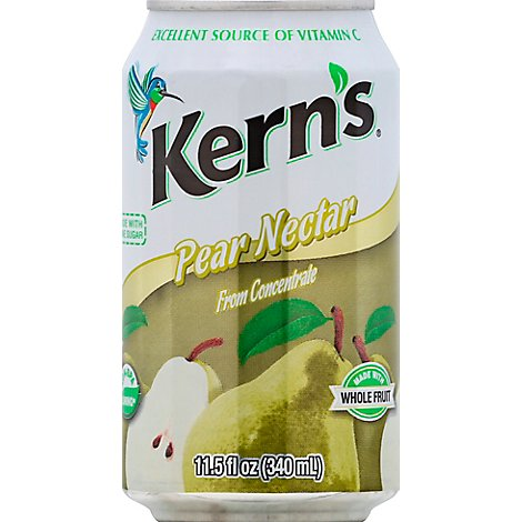 Kerns Nectar Pear - 11.5 Oz