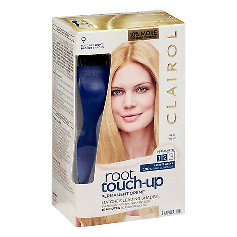 Nice N Easy Root Touch Up Lt Blnd 9 - Each