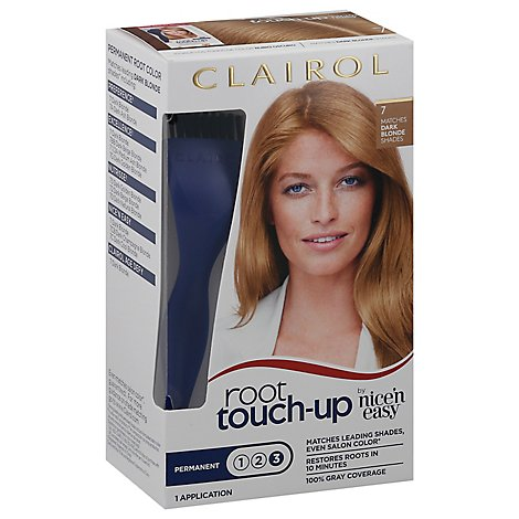 Nice N Easy Root Touch Up Dk Blnd 7 - Each