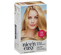 Clairol Nice N Easy Hair Color Permanent Medium Blonde 8 - Each
