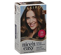 Nice N Easy Hair Clr Ntrl Lt Brn 6 - Each