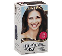 Nice N Easy Hair Clr Ntrl Med Brn 5 - Each