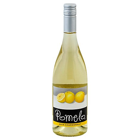 Pomelo Chardonnay Wine - 750 Ml