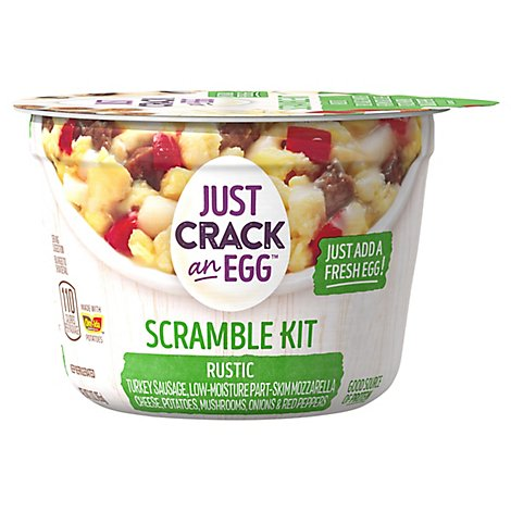 Ust Crack An Egg Scramble Kit Refrigerated Rustic Scramble - 3 Oz