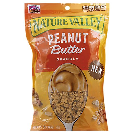 Nature Valley Granola Peanut Butter - 12.7 Oz