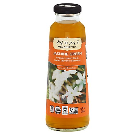 Numi Jasmine Green Tea - 12 Fl. Oz.