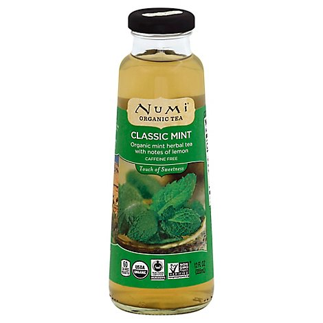 Numi Classic Mint Tea - 12 Fl. Oz.
